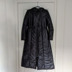Vaute Couture Lincoln Long Puffer Coat Size S
